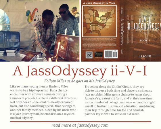 A JassOdyssey ii-V-I