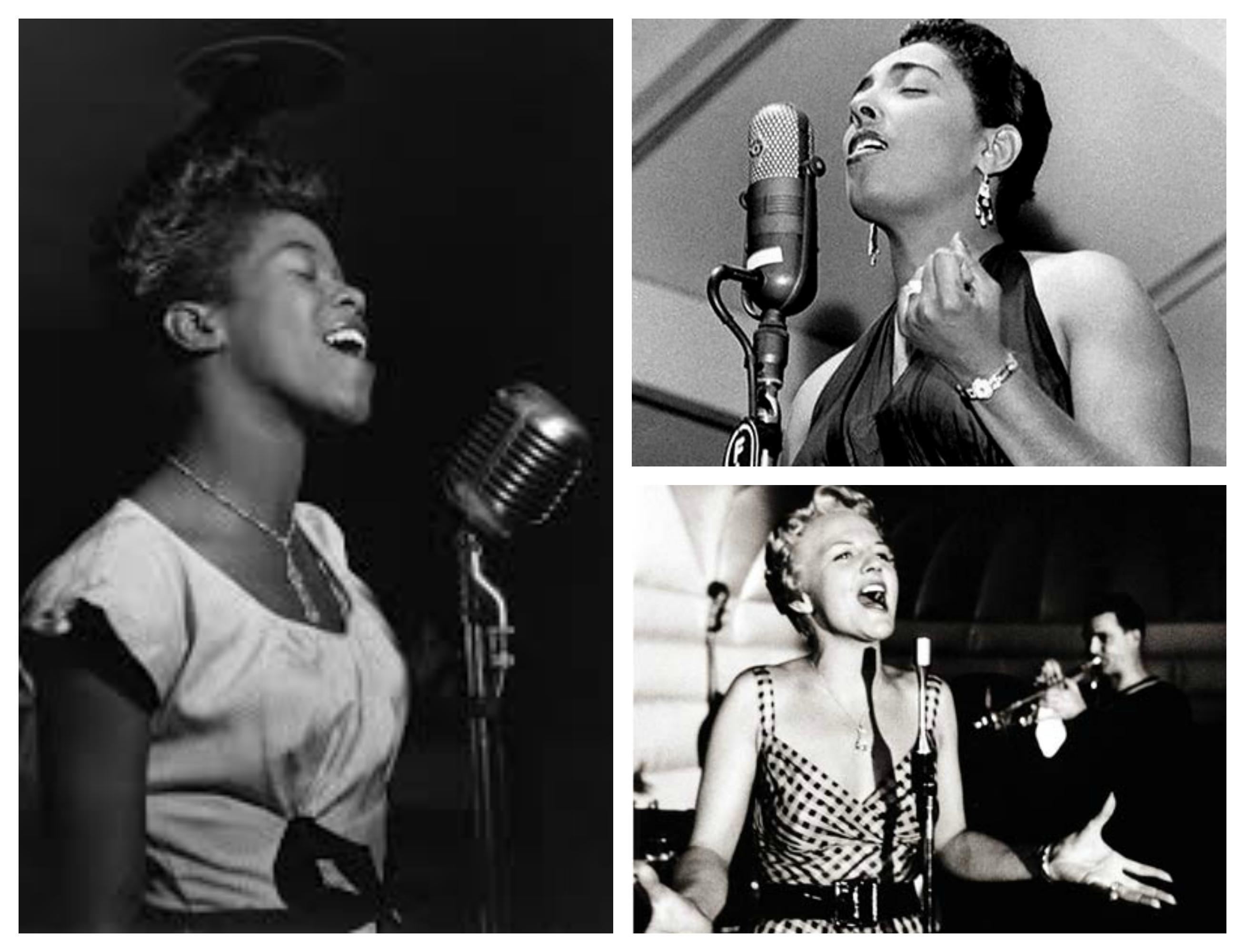 Female Swing Singers 28 Images 5 Female Us Jazz