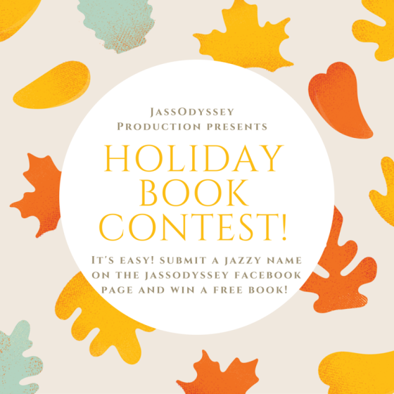 Holiday book contest!